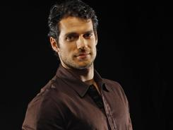 Cavill got into great shape for Immortals.' Then he got into super-shape for 'Man of Steel.'
