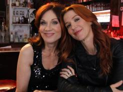 Marilu Henner and Poppy Montgomery will work together on Tuesday's episode of 'Unforgettable.' The CBS series is about a detective who can't forget anything -- a condition that actress Marilu Henner actually has.