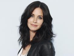 Courteney Cox has teamed with flash sale site Rue La La for an exclusive online shopping experience that launches today.