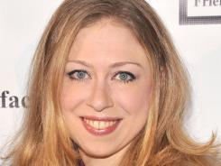 "Family ties: Chelsea Clinton hasn't worked as a journalist, but NBC News chief Steve Capus cited her ""vast experiences."""