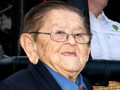 Slover, who gained fame early in life as a 'Wizard of Oz' Munchkin, died Tuesday. He was 93.
