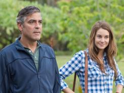 Oscar watch:  George Clooney is the patriarch of a Hawaiian family; Shailene Woodley is his oldest daughter.