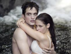 In the latest installment of the  franchise, fans will see a more grown-up Edward (Robert Pattinson) and Bella (Kristen Stewart).