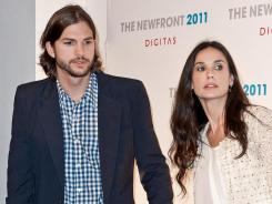 It's over: Ashton Kutcher and Demi Moore are divorcing after how many years of marriage?