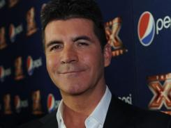 Simon Cowell had the final say on Thursday's 'X Factor' elimination.