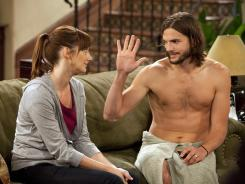 Ashton Kutcher replaced Charlie Sheen on 'Two and a Half Men' this fall.