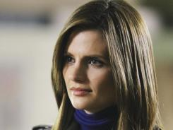 Stana Katic: Attacks hit home for Beckett.