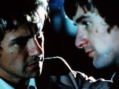 Harvey Keitel, left, and Robert De Niro starred in the 1973 'Mean Streets,' a film about small-time hoods.