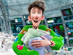 'Arthur Christmas' focuses on Santa's annual one-day gift-giving mission and the covert-ops his elves have to undergo to get the job done.