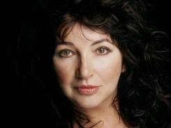 Kate Bush's '50 Words for Snow' is both self-indulgent and beautiful.