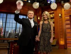 Regis Philbin retired from 'Live! with Regis and Kelly' Friday after 28 seasons. Kelly Ripa will continue on with the show.