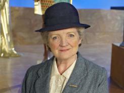 British actress Julia McKenzie stars as the beloved spinster sleuth Miss Marple in three new episodes of the popular Agatha Christie?s Miss Marple series.