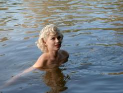 Michelle Williams is a convincing Marilyn Monroe in 'My Week with Marilyn.'