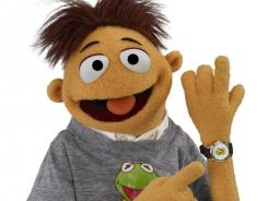 Walter is a new character in 'The Muppets.'