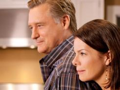 Bill Pullman and Marcia Gay Harden star in the TNT Mystery Movie Night feature 'Scott Turow's Innocent.'