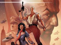 Flash Gordon: Zeitgeist tells a new adventure of the pulp sci-fi hero created in the 1930s.