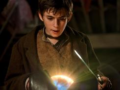 Charlie Rowe stars as Peter in SyFy's 'Neverland,' a prequel to 'Peter Pan.'