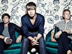 Cubbie Fink, left, Mark Foster and Mark Pontius of Foster the People rocked the charts this summer.