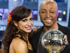 'DWTS' winner: J.R. Martinez and partner Karina Smirnoff.