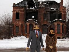 The 2012 Sundance Film Festival's lineup features several documentaries about the economy, including 'Detropia,' a film about Detroit's ongoing decline.