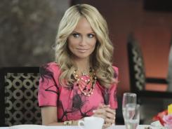 The soap returns to Dallas in the wicked new drama 'Good Christian Belles' starring Kristin Chenoweth.