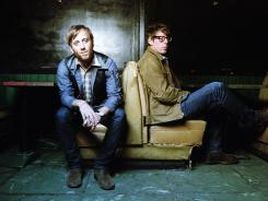 The Black Keys: Dan Auerbach and Patrick Carney have released a new album, 'El Camino.'