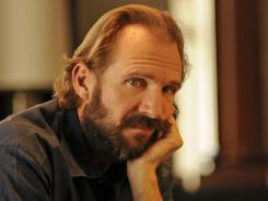 Ralph Fiennes takes the director's reins for the first time and stars in the title role in the just-opened 'Coriolanus.'