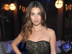 Rainey Qualley, Andie MacDowell's daughter, was named Miss Golden Globe 2012.