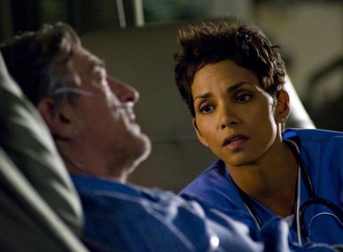 Robert De Niro and Halle Barry are among the all-star cast of the weekend's