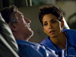 Robert De Niro and Halle Barry are among the all-star cast of the weekend's No. 1 film.