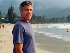 George Clooney's 'The Descendants' grabbed some early Oscar hoopla on Sunday after being named best picture by the Los Angeles Film Critics Association.