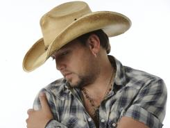 Jason Aldean is one of five artists who will be honored on Tuesday as a CMT Artist of the Year.