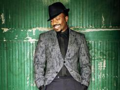 Anthony Hamilton's 'Back to Love' is his first album since 2008.
