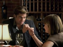 """If there's a winner so far, it may be Brad Pitt"": 'Moneyball,' in which he stars with Kerris Dorsey, has brought in $74 million. That's in addition to the $13 million earned by 'The Tree of Life,' his other 2011 movie with Oscar dreams."