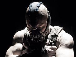 "Tom Hardy plans Bane, Batman's newest villain. ""We're making this epic  character,"" director Christopher Nolan says. ""You want to present him to the audience in a way that's operatic."""