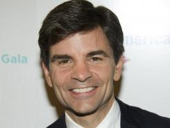 George Stephanopoulos will return as host of ABC's 'This Week' on Jan. 8.