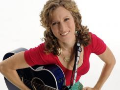 Laurie Berkner has been a professional musician since 1992. She recently released a new DVD and e-book, 'Party Day!'