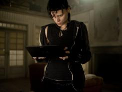 Rooney Mara stars in the titular role of 'The Girl With the Dragon Tattoo.'