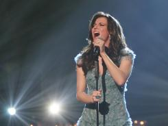 Country star Martina McBride hosts the 13th annual 'A Home for the Holidays' special airing on CBS tonight.