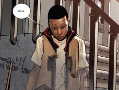 Comic-book fans were able to meet Miles Morales for the first time in 2011 in the pages of 'Ultimate Spider-Man.'
