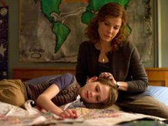 Thomas Horn and Sandra Bullock are son and mother in 'Extremely Loud and Incredibly Close.'
