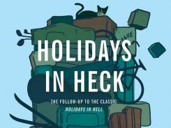 Holidays in Heck by P.J. O'Rourke is the follow-up to the author's classic 'Holidays in Hell.'