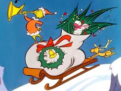 Dr. Seuss' 'How the Grinch Stole Christmas' airs Christmas Eve on ABC.