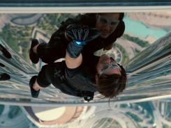 Tom Cruise reprises his role as Ethan Hunt in &quot;Mission: Impossible - Ghost Protocol.&quot;