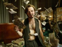 'Kiwi' Terry Clark (Matthew Newton) in 'Underbelly: A Tale of Two Cities.'