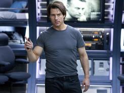 Tom Cruise made out very well over the holiday weekend.