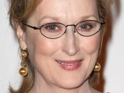 Meryl Streep is one of five artists who received this year's Kennedy Center Honors.