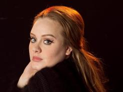 Adele's '21' was the year's top-selling album, with more than 5 million copies sold in the USA.