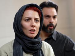 Simin (Leila Hatami) and Nader (Peyman Moadi) come to a decision that creates a family crisis.
