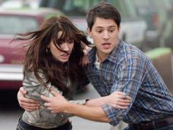 Jacqueline MacInnes Wood and Nicholas D'Agosto star in 'Final Destination 5.'